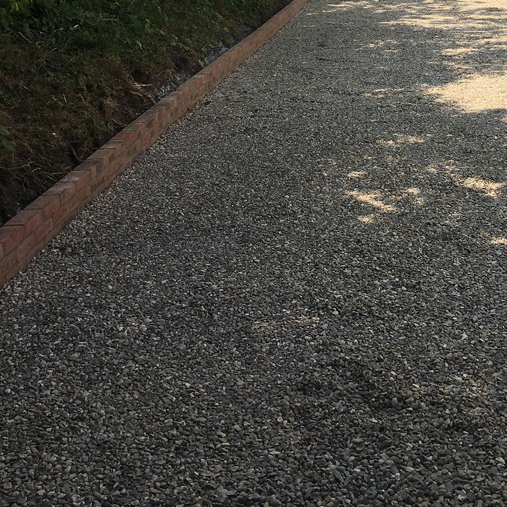 gravel driveway surface in London